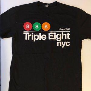 Womens Triple 8 Skatewear T-shirt